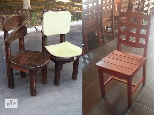продам Бу деревянные стулья для бара, паба, кафе, ресторана (120 шт) бу в Киеве