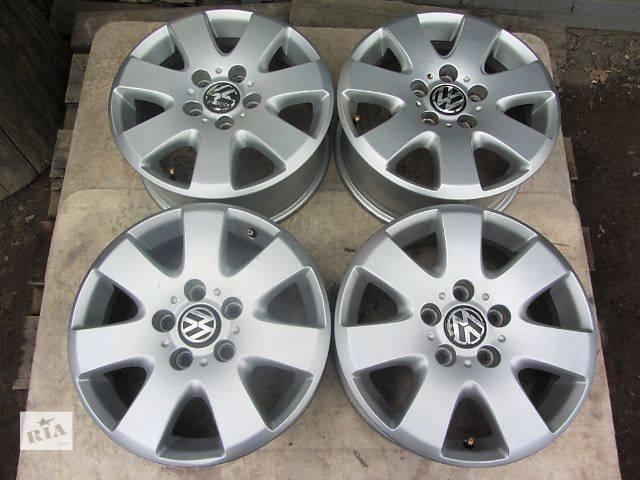 бу Бу диски VW MULTIVAN Т5 R16 5x120 Т5 Р16 в Владимир-Волынском