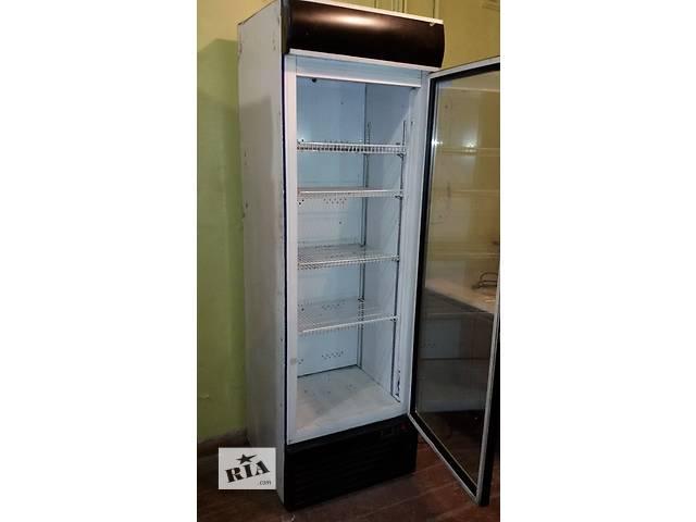 продам Бу холодильный шкаф со стеклянной дверью бу в Киеве