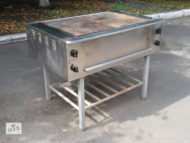 бу Бу плита электрическая профессиональная для столовой, общепита в Киеве