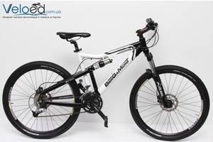б/у Велосипеды-двухподвесы Bergamont