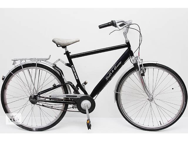 продам БУ Велосипед Conway Soft Easy - Veloed бу в Дунаевцах (Хмельницкой обл.)
