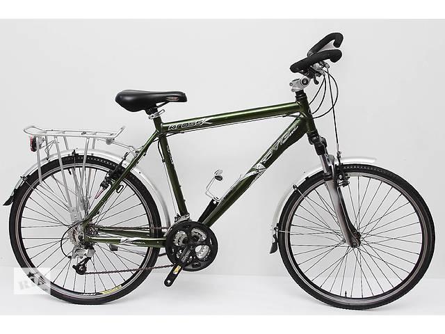 купить бу БУ Велосипед Kross Navigo - Веломагазин VELOED в Дунаевцах