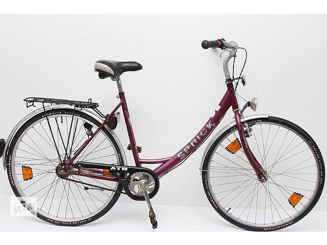 продам БУ Велосипед Sprick - Veloed бу в Дунаевцах