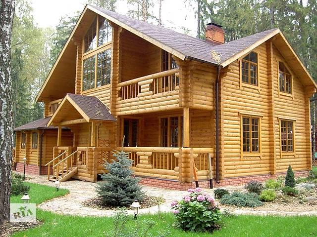 Строительство деревянных домов!- объявление о продаже   в Украине