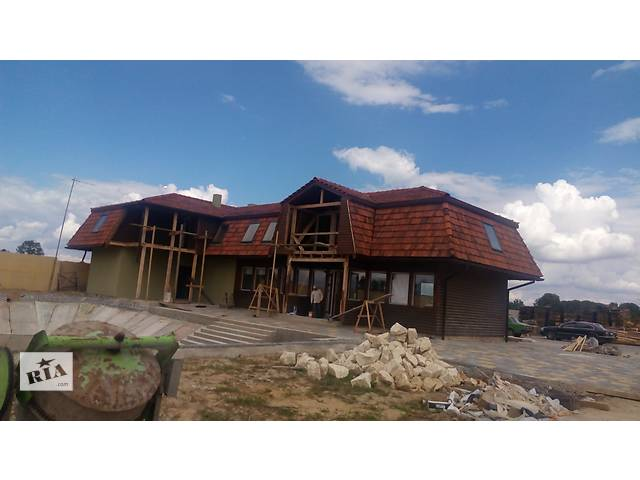 купить бу Строительство магазинов, ресторанов, гостиниц, складов, производственных помещений.  в Украине