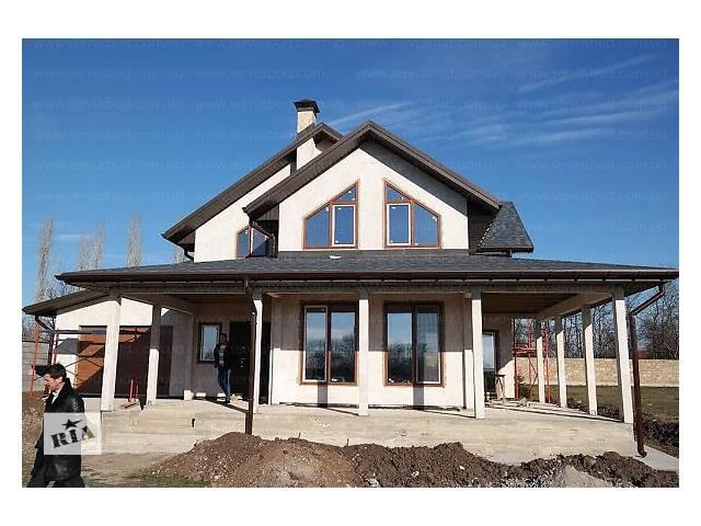 бу Строительство частных домов, коттеджей, гостиниц, дач в Ивано-Франковской области