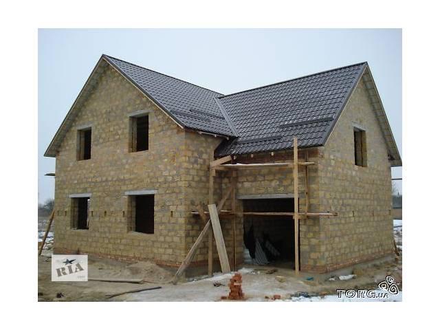 продам Строительство домов бу в Киеве