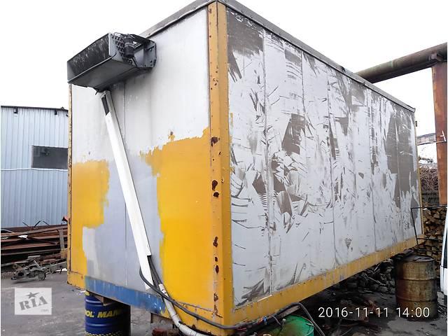 купить бу Будка с холодильной установкой TATA 613 в Харькове