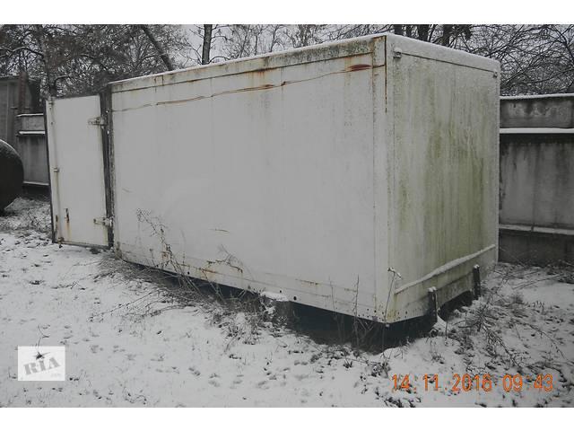Будка изотермическая  для грузовика- объявление о продаже  в Лубнах