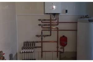 Електромонтаж, монтаж систем опалення та водопостачання, сантехнічні роботи