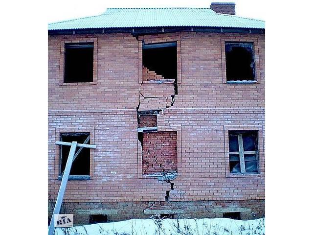 Предоставлю услуги Земельные бетонные работы, Підсилиння Старых Фундаментов
