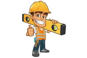 Встановлення вікон/дверей/обладнання, Монтаж підлог, Монтаж стель, Оздоблювальні роботи, Поклейка шпалер і шпалерні роботи, Покрівельні роботи, Проектні роботи, Ремонт під ключ, будівельні роботи, демонтаж та земляні роботи, зварювальні роботи, малярські роботи, облицювальні роботи, облицювальні роботи, плиткові роботи, сантехнічні роботи, штукатурні роботи