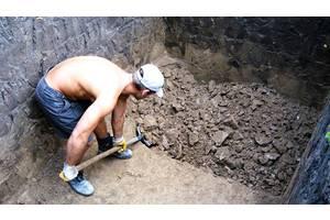 Демонтажи и земляные работы
