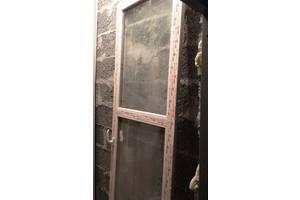 б/у Металлопластиковые двери