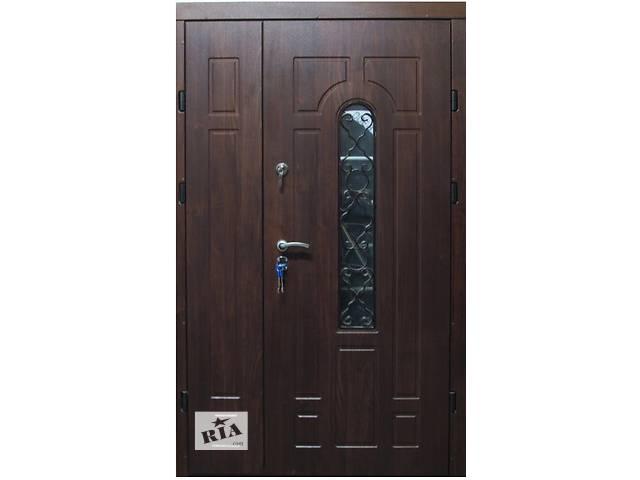 Двери входные металлические бронированные зковкою