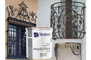 Новые Краски по металлу Isaval