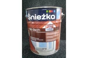 Новые Краски для крыш Sniezka
