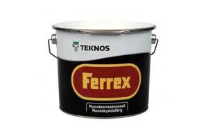 Новые Краски по металлу Teknos