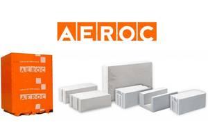 Новые Строительные материалы Aeroc