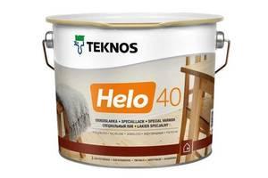 Новые Лаки для мебели Teknos