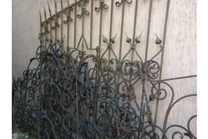 б/у Ковані ворота