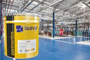 Новые Краски для пола Isaval