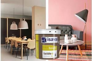 Новые Краски для стен Isaval
