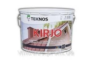 Новые Краски для крыш Teknos