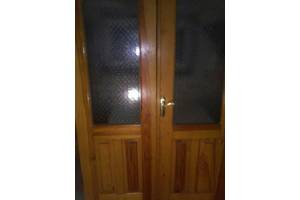 б/у Деревянные двери