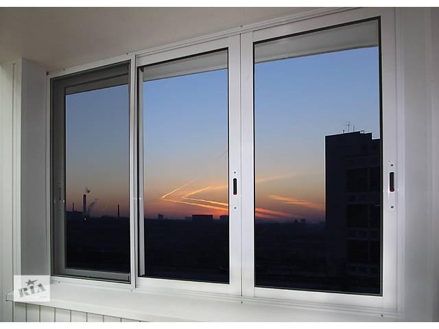 Окна, двери, входные группы, балконы алюминиевые и пвх замер.