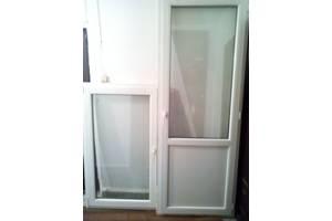 б/у Металлопластиковые окна Arma