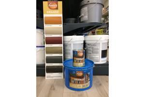 Новые Краски для дерева Pinotex