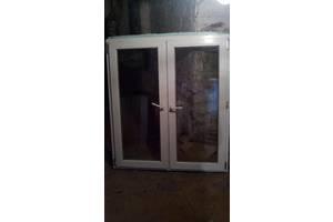 б/у Металлопластиковые окна