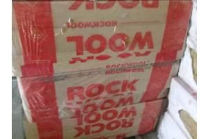Новые Вата строительная Rockwool