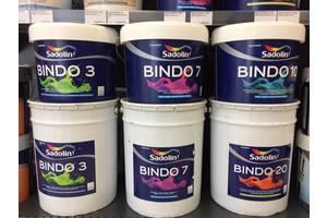 Новые Краски для стен Sadolin