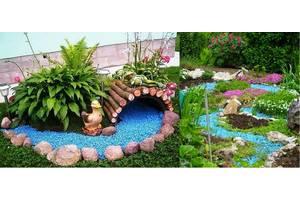 Новые Декоры для сада AURA