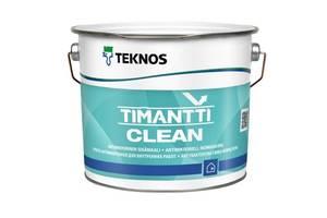 Новые Краски для стен Teknos