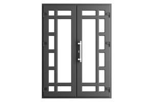 Новые Металлопластиковые двери WDS