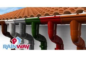 Нові Водостічні системи Rainway