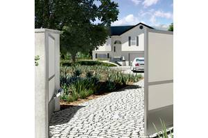 Новые Гаражные ворота