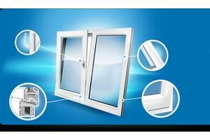 Новые Окна, двери, лестницы Veka