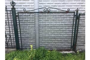 б/у Секционные ворота
