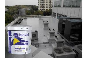 Новые Краски для крыш Isaval