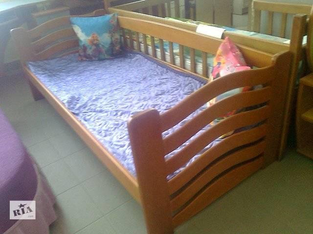 """Буковая кровать """"Микки Маус"""" \ Бесплатная Доставка- объявление о продаже  в Тернополе"""