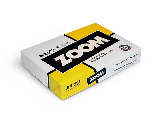 Бумага офисная Zoom, Stora Enso, А4 80г / м2- объявление о продаже   в Украине
