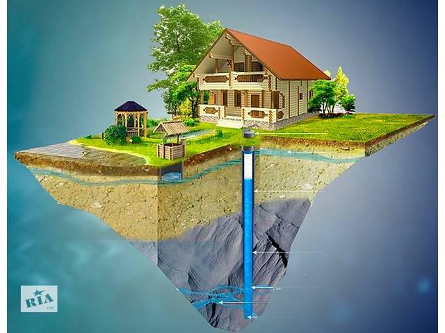 бу Бурение артезианских скважин на воду в Винницкой области