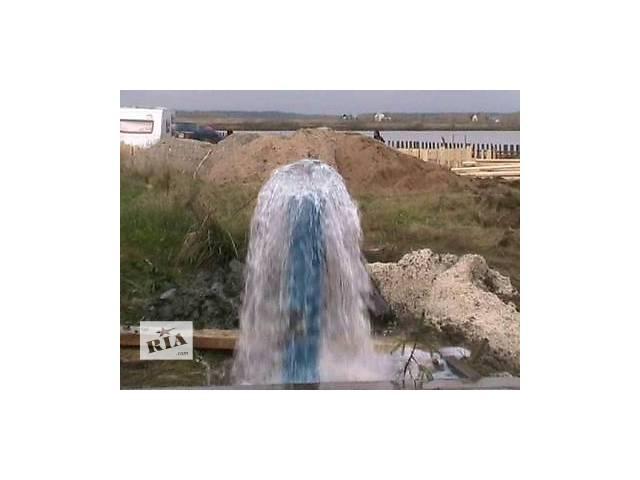 купить бу Бурение артезианских скважин на воду  в Украине
