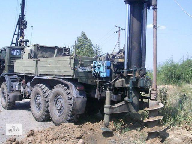 бу Бурение скважин, другие буровые работы  в Украине