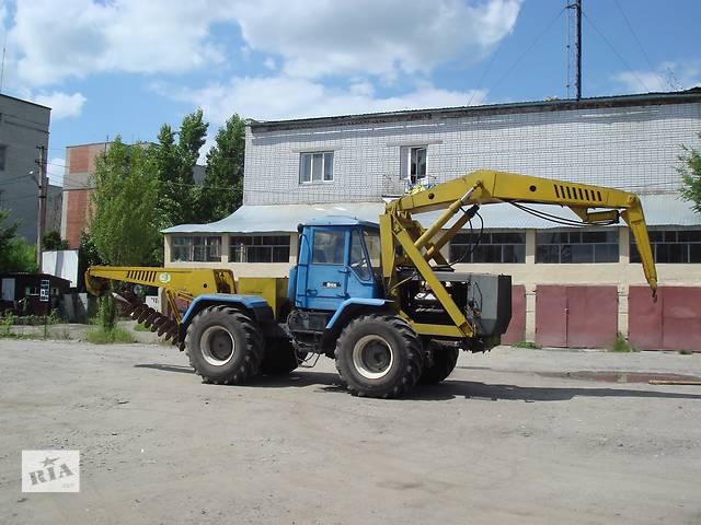 БУРОКРАНОВОЕ НАВЕСНОЕ ОБОРУДОВАНИЕ ДЛЯ ТРАКТОРА Т-150- объявление о продаже  в Днепре (Днепропетровск)